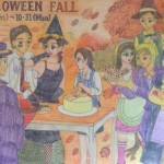 HALLOWEEN FALL